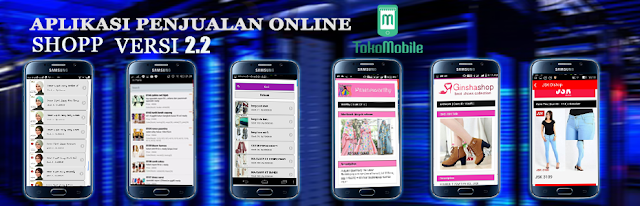 Jasa Pembuatan aplikasi online shop indramayu