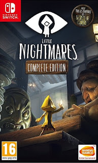 Little Nightmares Complete Edition Switch XCI NSP
