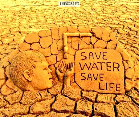 India and it's water crisis: although we see India in the race of becoming a superpower, we should also have a look at these shocking figures