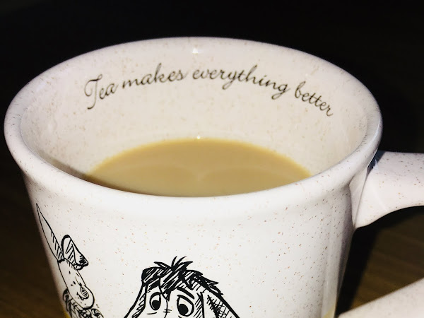 Our Sunday Photo | Tea Makes Everything Better