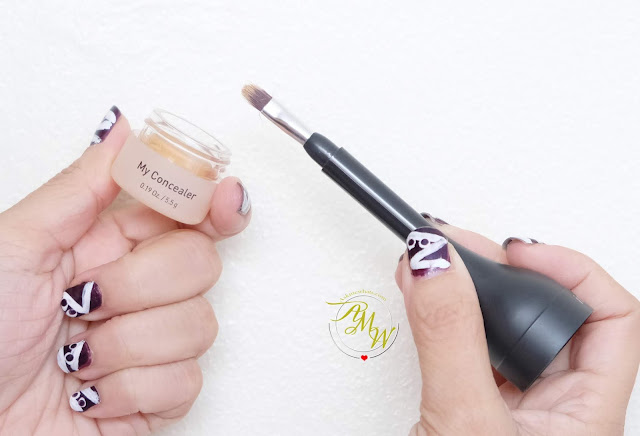 a photo of How to Use Innisfree My Concealers (Wide Cover and Spot Cover) by Nikki Tiu of askmewhats.com