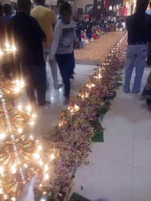 மனசு பேசுகிறது : அய்யப்ப பூஜையும் அன்பான சந்திப்பும் K1