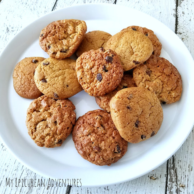 Bake Crafters' wholesome and delicious baked cookies