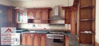 شقة للايجار فى جنوب الاكاديمية ٢٥٠م التجمع بالمطبخ والتكييفات