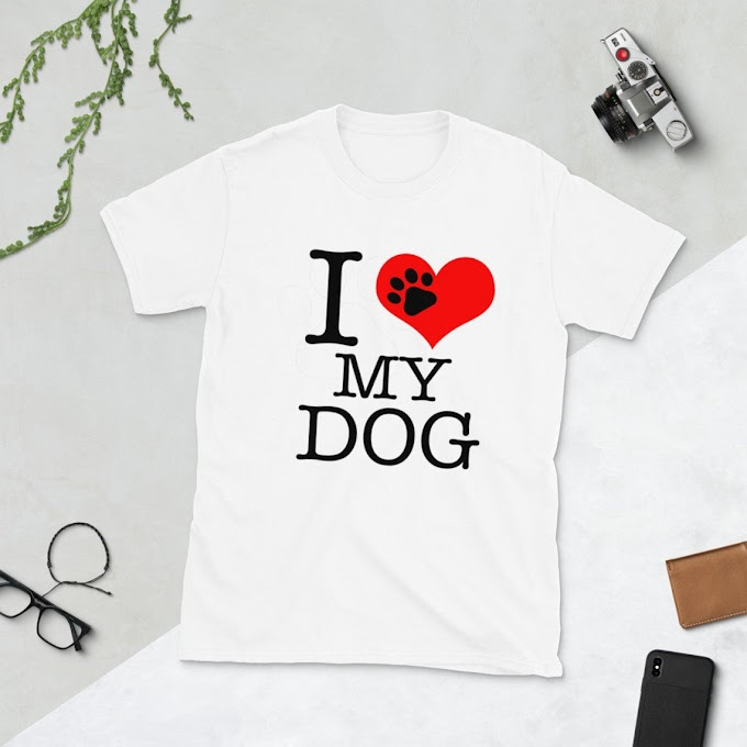 Dog Tshirt, Comfort Colors, Gifts For Woman Tshirt