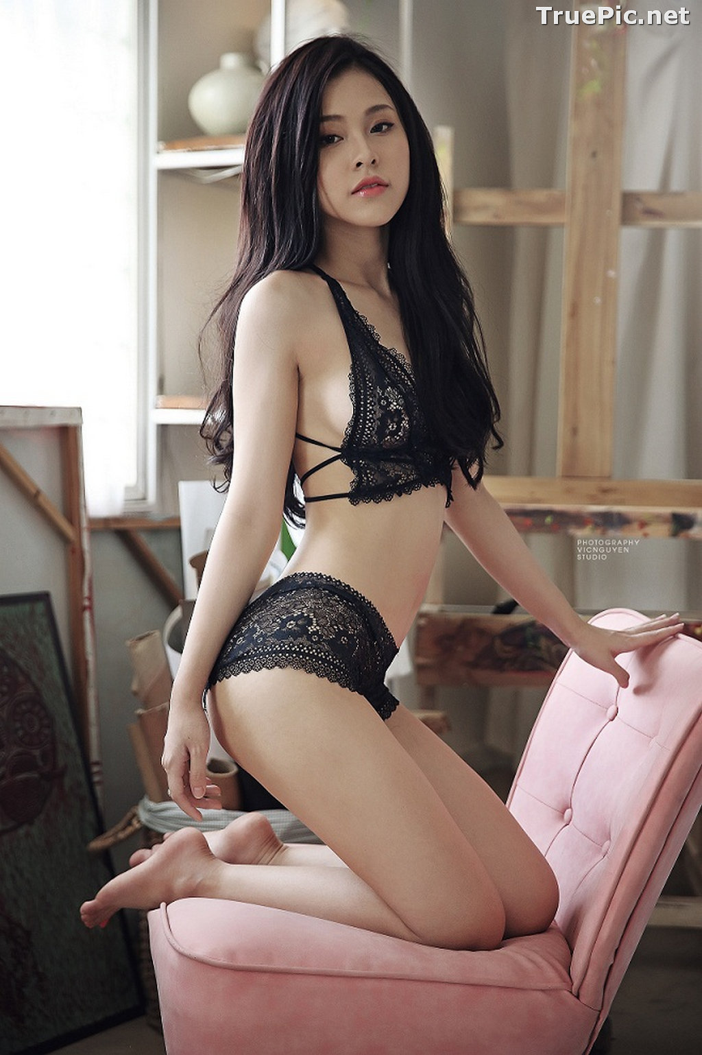 Image Vietnamese Sexy Model - Le Thien An - My Lingerie Collection - TruePic.net - Picture-6