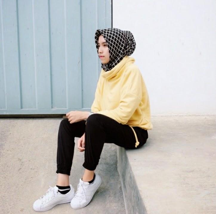 hijab wanita cantik instagram