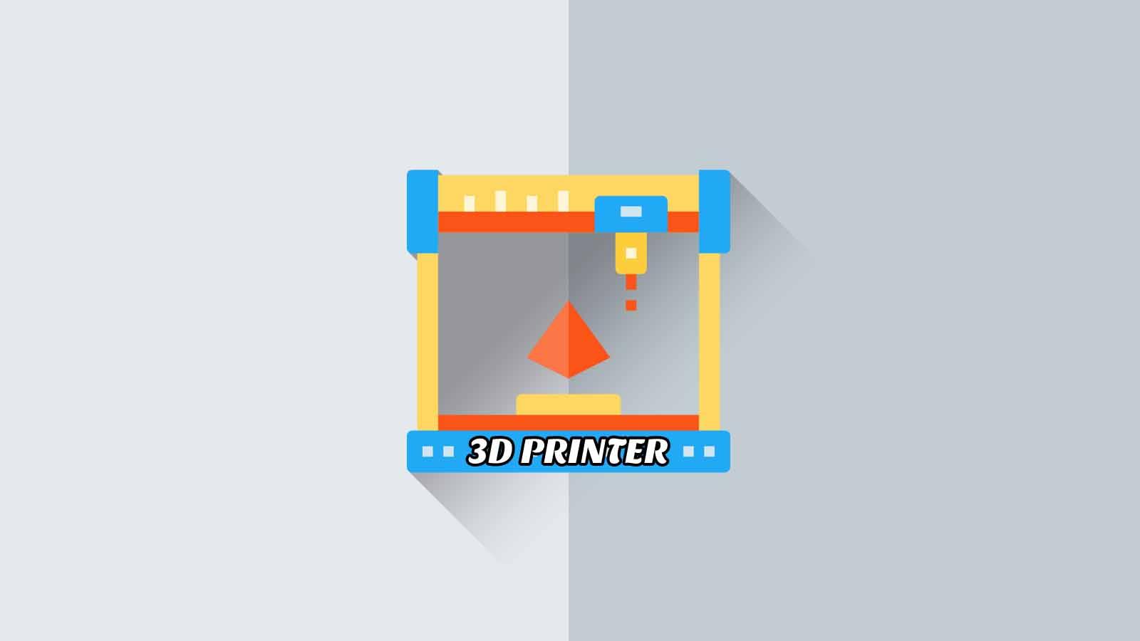 Daftar isi - 3D Printer