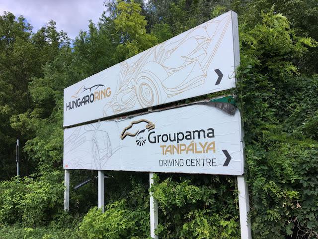 Tor Hungaroring, Grand Prix Formuła 1, Mogyoród, Węgry