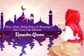 What is Ramadan Mubarak &  Ramadan Kareem,Ramazan Mubarak