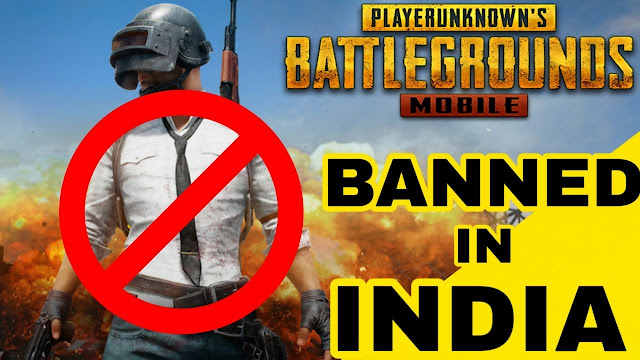 PUBG Mobile Banned In India Along With 118 Other Chinese Apps