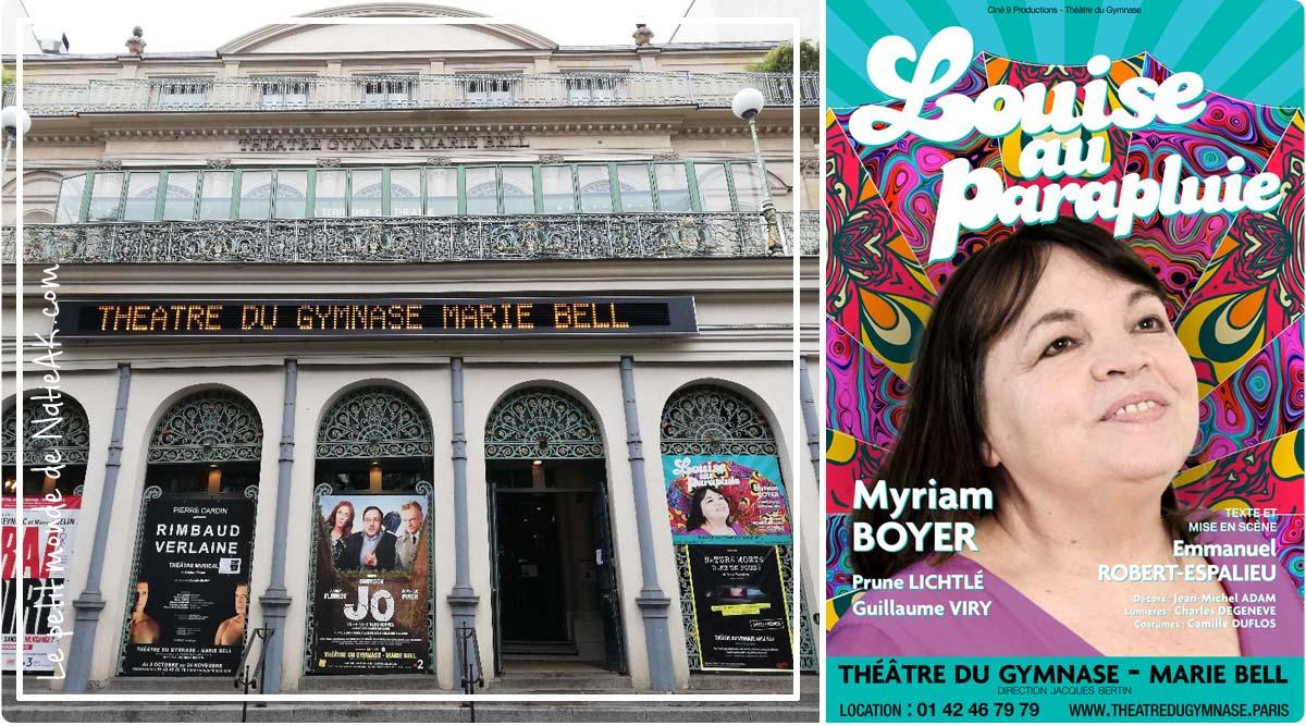 théâtre Paris culture