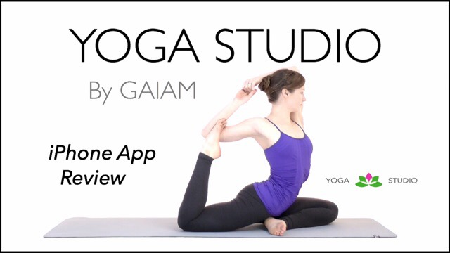 Yoga Studio iPhone App Review