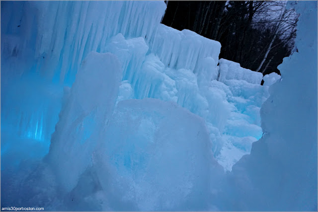 Castillos de Hielo de New Hampshire