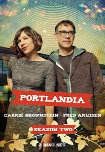 Portlandia Poster