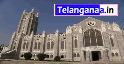 Medak Church in Telangana