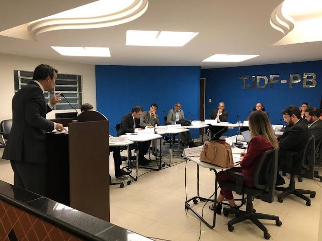 Maioria do TJDF-PB concorda com tese do Sousa, e Jó Boy será de novo julgado em 1ª instância