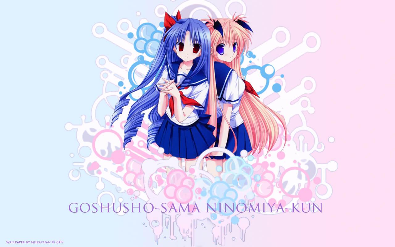 Goshuushou-sama Ninomiya-kun [BD] Sub Indo : Episode 1-12 END   Anime Loker