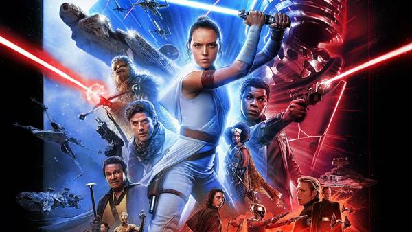Sinopsis dan Reveiw Film Star Wars: The Rise Of Skywalker (2019)