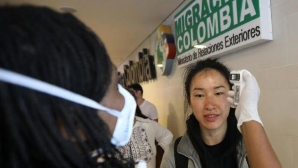 Colombia supera las 10.000 muertes por la Covid-19