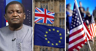 We Are Not Answerable To You, Nigerian Govt Replies UK, US, EU