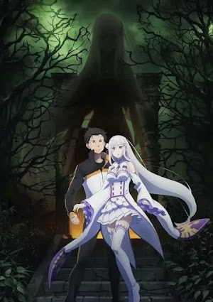 Descargar Re:Zero kara Hajimeru Isekai Seikatsu 2nd Season Part 2 (9/??) HD Sub Español Por Mega - Mediafire.