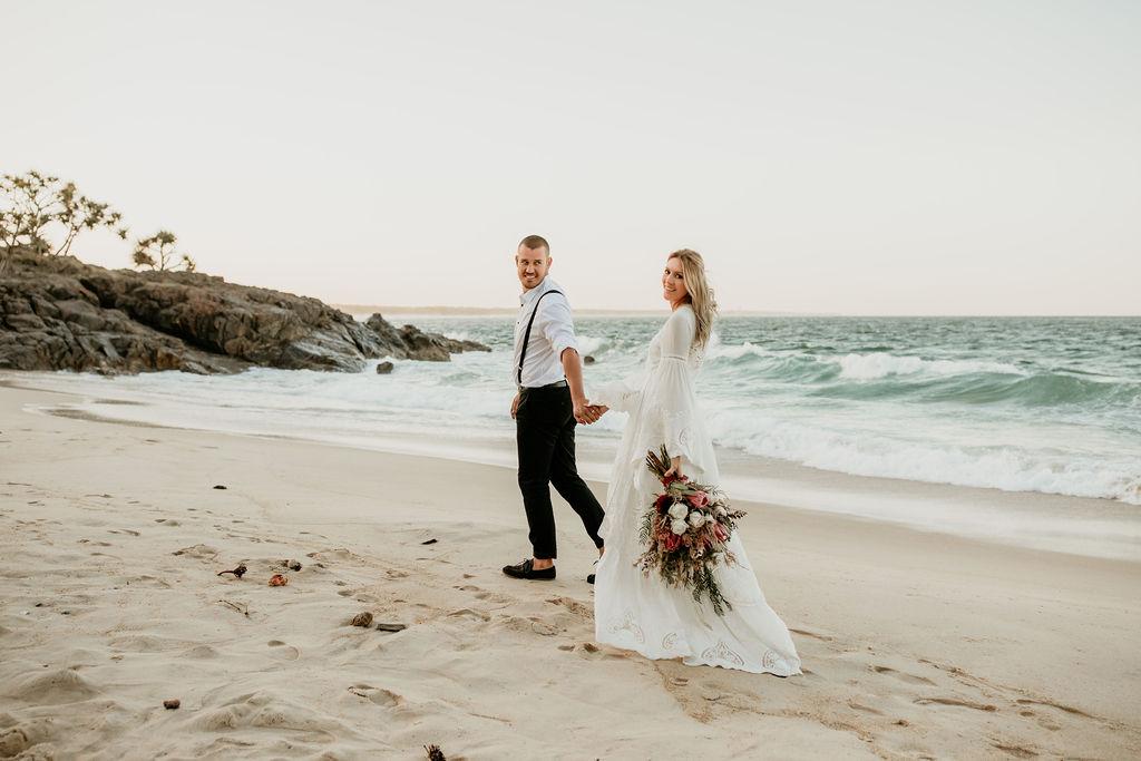 RENEWAL: MYLISSE + JUSTIN   VOW RENEWAL CELEBRATIONS CABARITA BEACH NSW