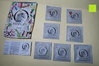 UHHH! Penisgeschenke Inhalt: GEHEIM - einhorn Kondom JAHRESVORRAT - NEUTRAL Versand - 7 Packungen Kondome a 7 Stück (49) vegan, design, hormon frei, echte Gefühle, feucht, 100% geprüft