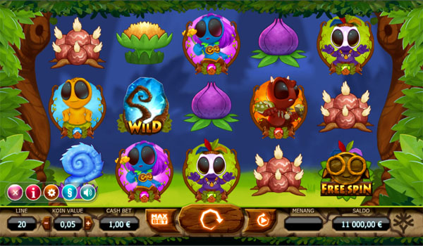 Main Gratis Slot Indonesia - Chibeasties Yggdrasil