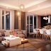 Lounge room Rendering: Stylish 3D Interiors Visualized