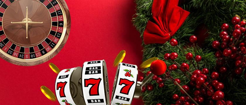 Διαδικτυακό καζίνο για τα Χριστούγεννα!