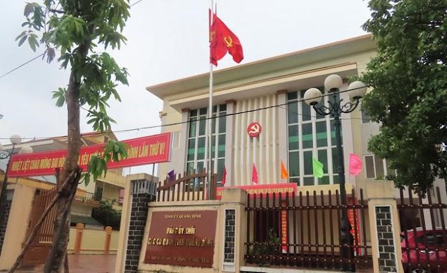 Quảng Bình: Không phải đại biểu vẫn được bầu dự Đại hội Đảng bộ tỉnh... là do sơ suất