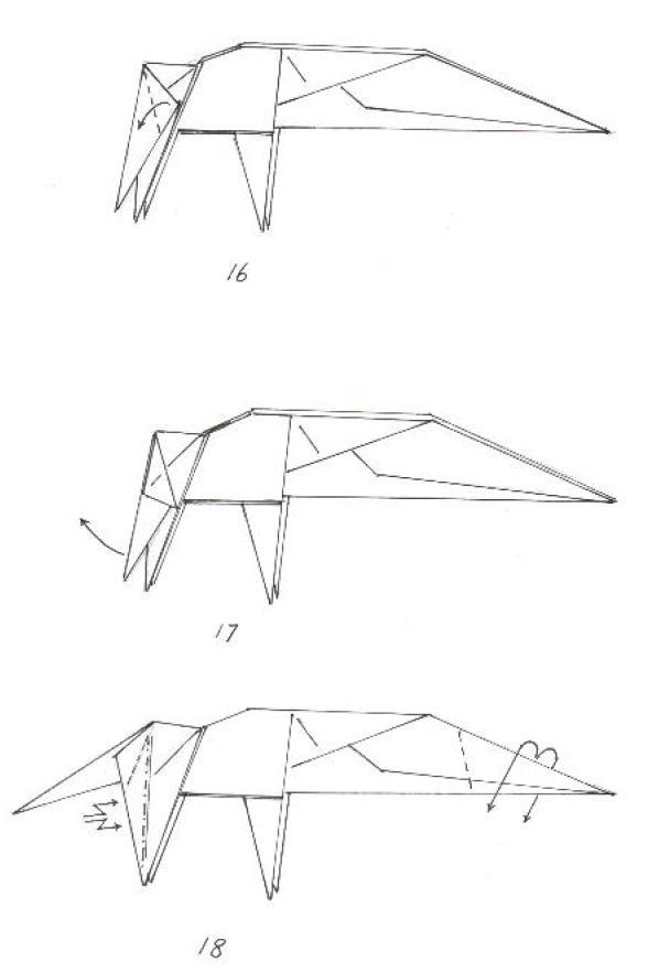 papiroflexia para tod s  septiembre 2011