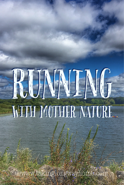 Running With Mother Nature