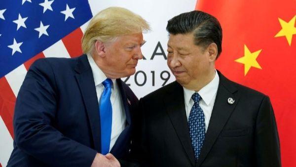 Xi y Trump dialogan sobre respuesta colectiva al Covid-19