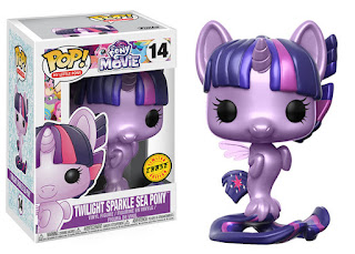 My Little Pony the Movie Twilight Sparkle Chase Funko Pop! Figure
