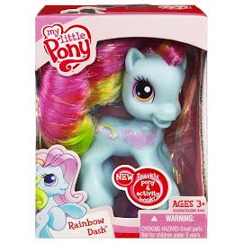 My Little Pony Rainbow Dash Sparkly Ponies  G3.5 Pony