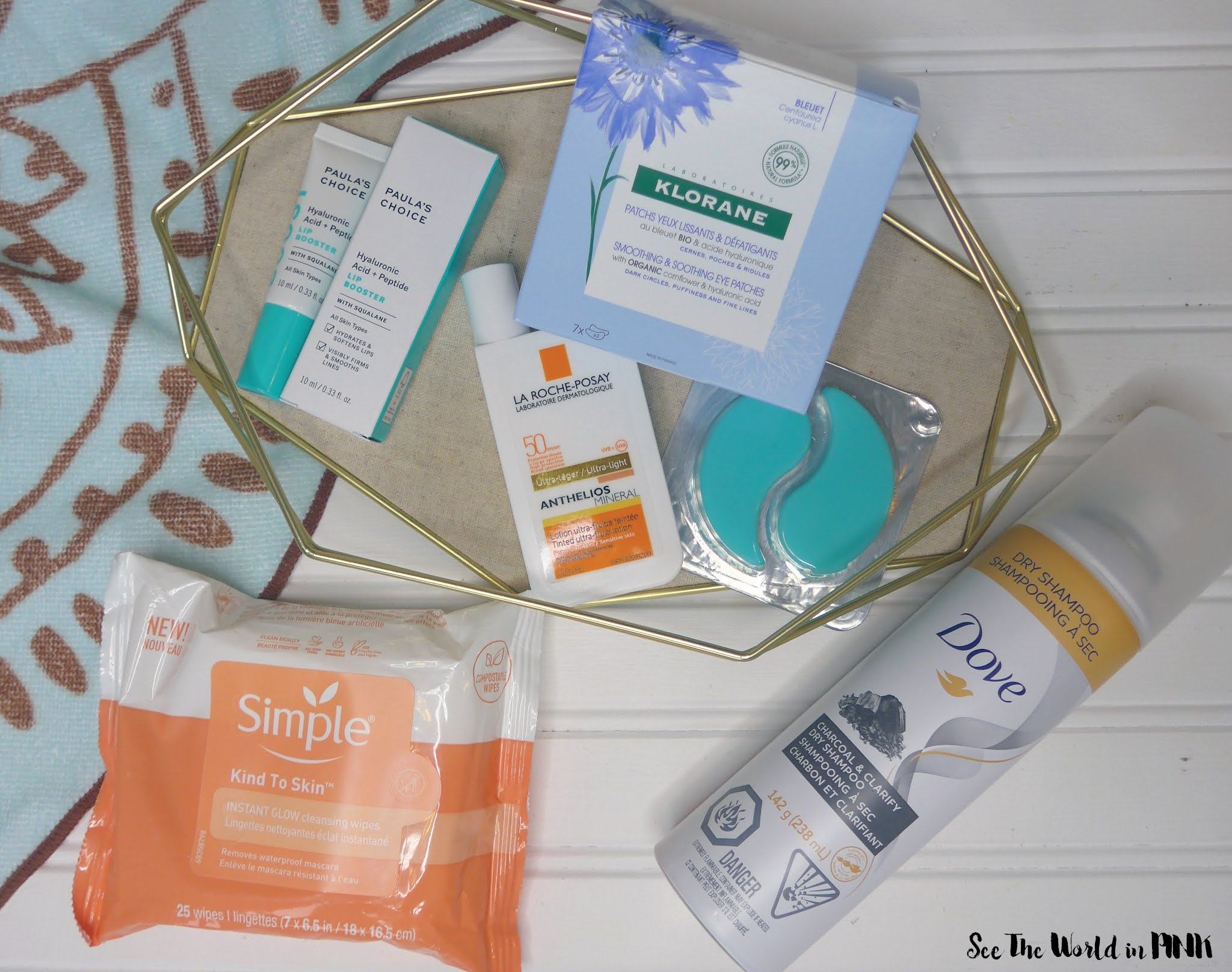 The Five Products I've Been Reaching For All Summer!