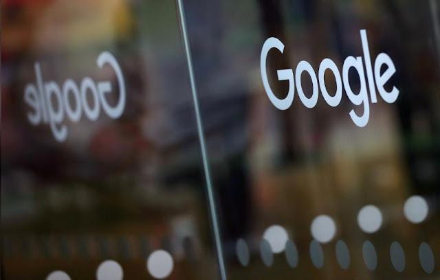 Google Advertising Alphabet's Revenue Growth Slows, Triggering Share Slump