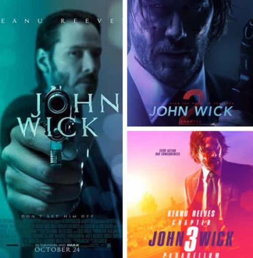 سلسلة افلام جون ويك John wick