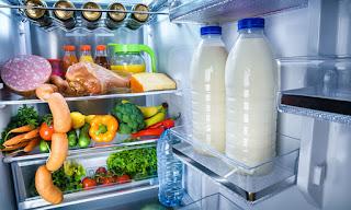 Αυτό είναι το πιο βρώμικο μέρος στο ψυγείο…