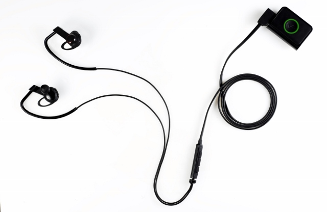 LG HeartRate Earphones