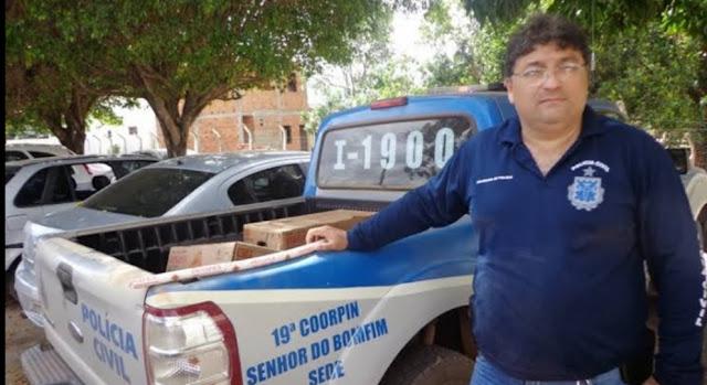 DR. FELIPE FOI EXONERADO POR QUE INVESTIGAVA POLÍTICOS DE CAMPO FORMOSO?