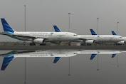 Boeing 777 Sedunia Dilarang Terbang, Garuda Pastikan Miliknya Laik Mengudara