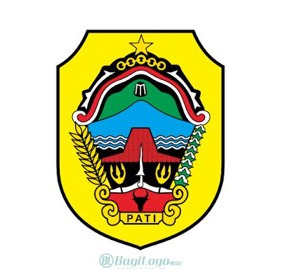 Kabupaten Pati Logo Vector
