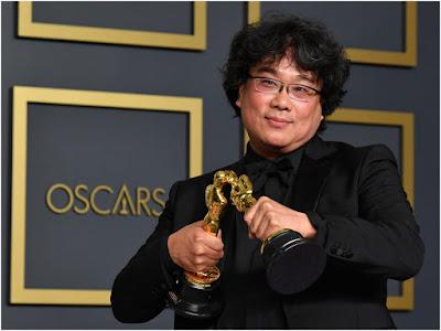 Bong Joon Ho memenangi Oscar melalui filem Parasite