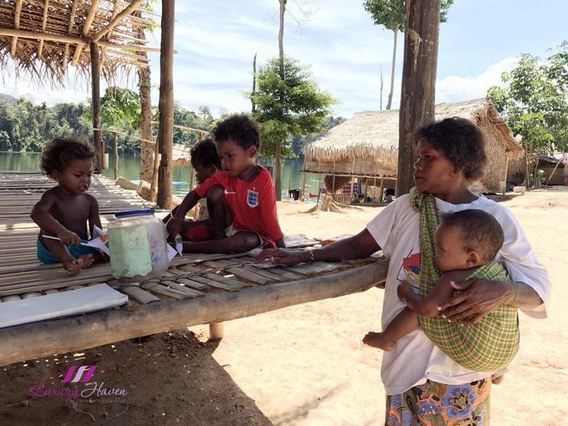 malaysia tourism royal belum state-park jahai tribe