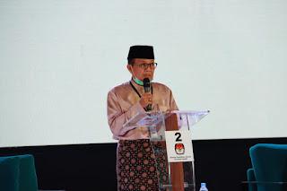 Jelang Debat Kandidat Ditutup, Fachrori Umar Cagub No Urut 2 Sampaikan Statement !