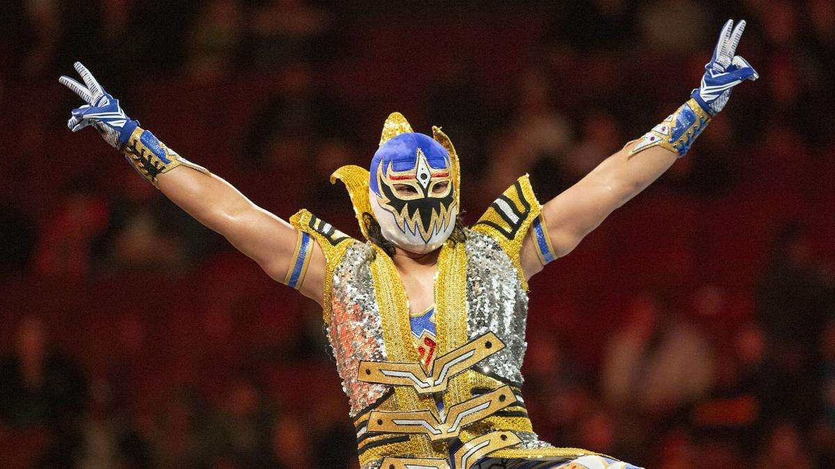 Gran Metalik pediu a liberação de seu contrato com a WWE