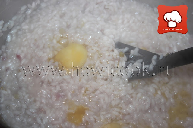 рецепт ризотто от джейми оливера с пошаговыми фото